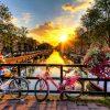 Amsterdam-summer-sunrise-iStock_000048084840_Large-2
