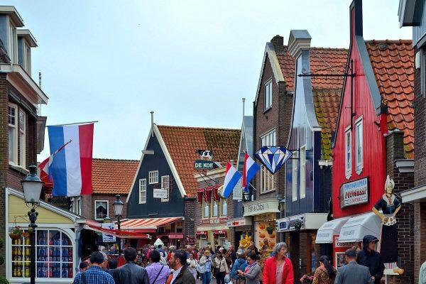 Volendam-Holland